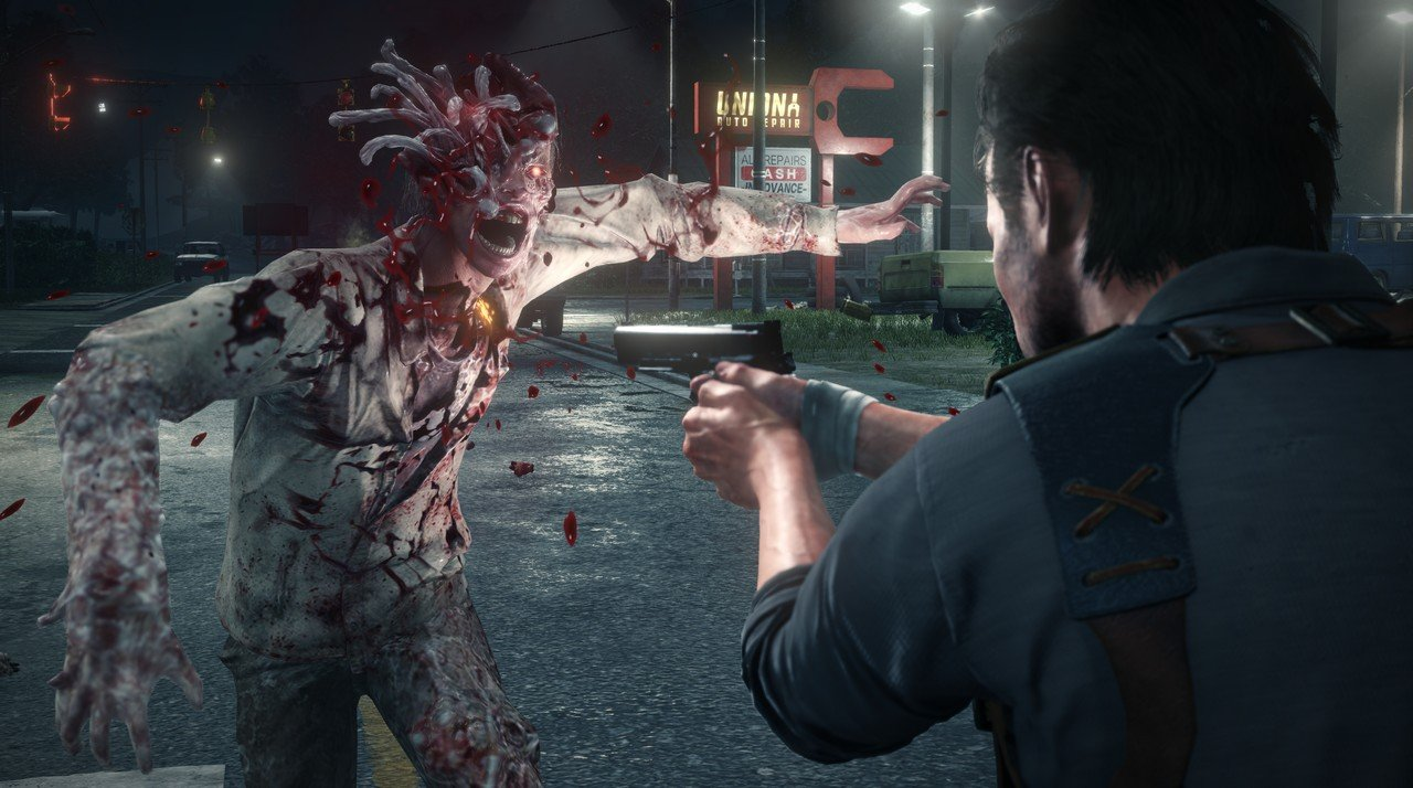 the evil within 2 pc ps4 xbox one anteprima