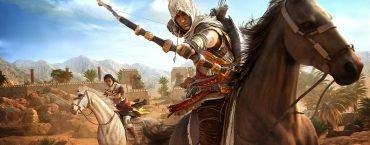Assassin's Creed Origins: annunciati i contenuti post-lancio