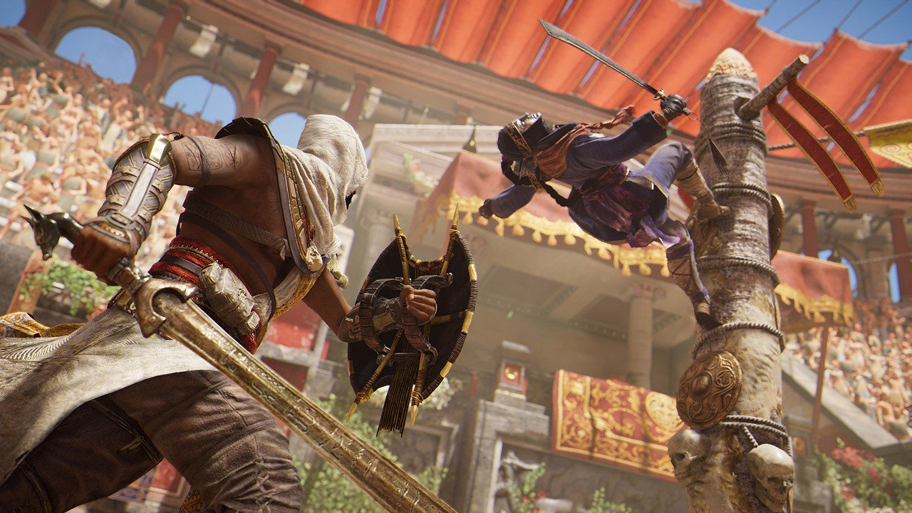 Assassin's Creed Origins immagine PC PS4 Xbox One 11