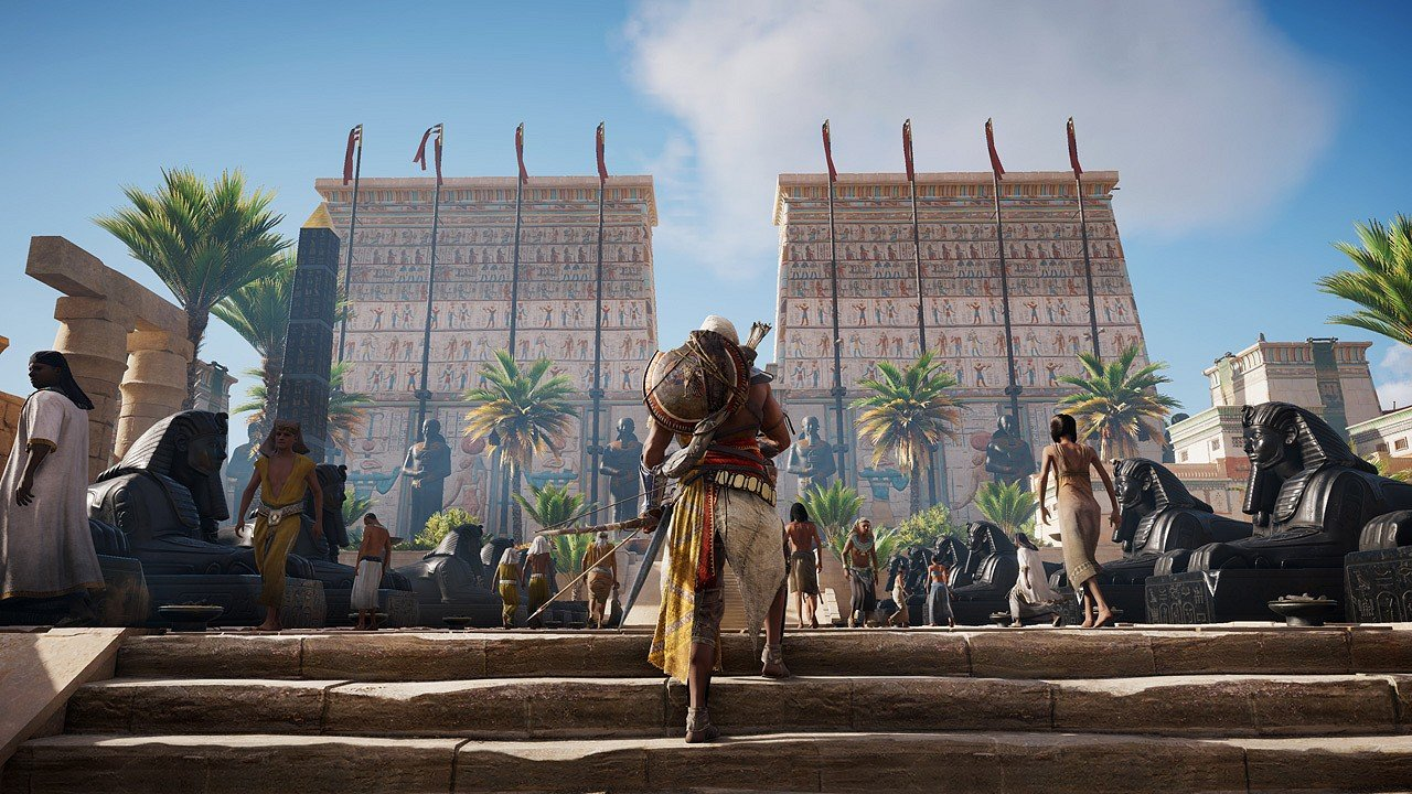 Assassin's Creed Origins immagine PC PS4 Xbox One 06