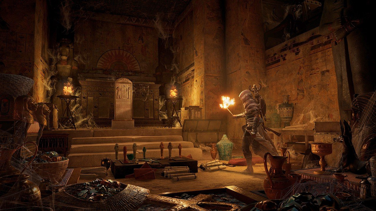 Assassin's Creed Origins immagine PC PS4 Xbox One 03