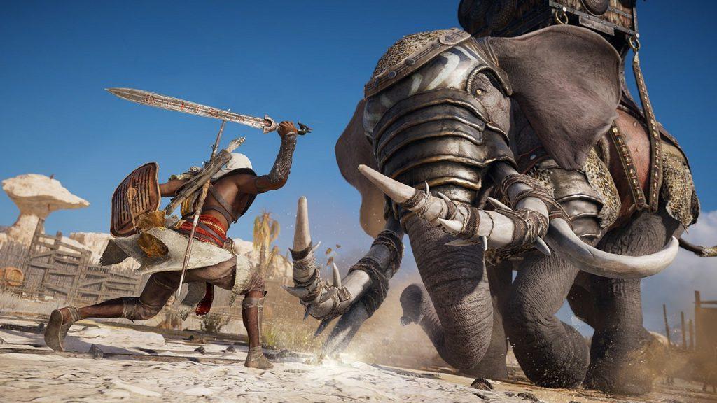 Assassin's Creed Origins classifica