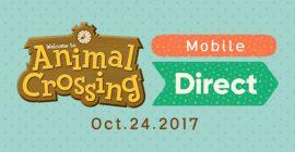 Nintendo annuncia l'Animal Crossing Mobile Direct