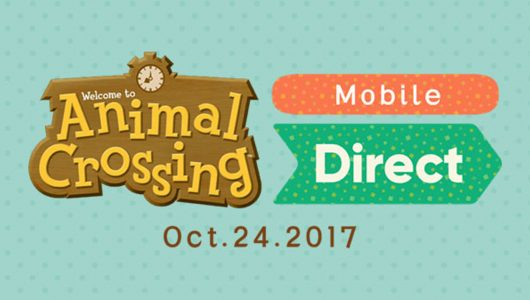 Nintendo annuncia l'Animal Crossing Mobile Direct