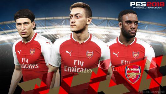 PES 2018 Arsenal