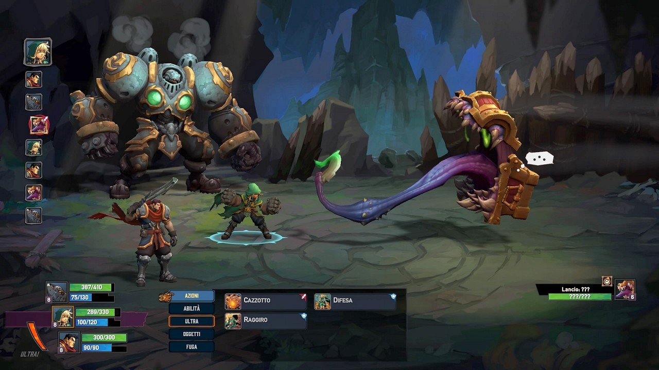 Battle Chasers Nightwar immagine PC PS4 Xbox One 12