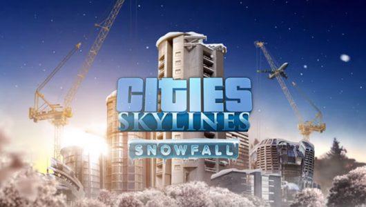 """Cities Skylines: l'espansione """"Snowfall"""" è in arrivo su console"""