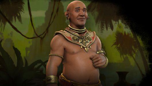 Civilization VI Khmer