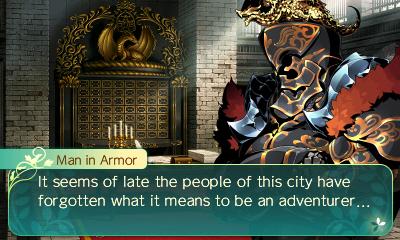 Etrian Odyssey V Beyond the Myth immagine 3DS 01