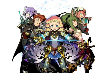 Etrian Odyssey V Beyond the Myth immagine 3DS Hub