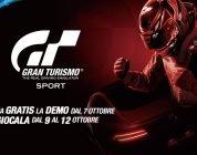 GT Sport: annunciata una nuova demo a tempo limitato