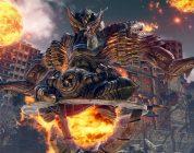 God Eater 3 multiplayer trailer