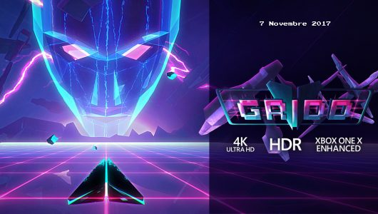 GRIDD Retroenhanced: un update in occasione del lancio su Xbox One X