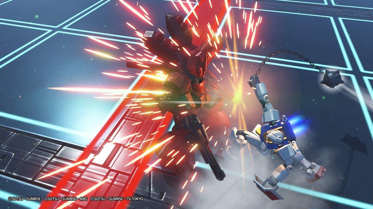 Gundam Versus immagine PS4 02