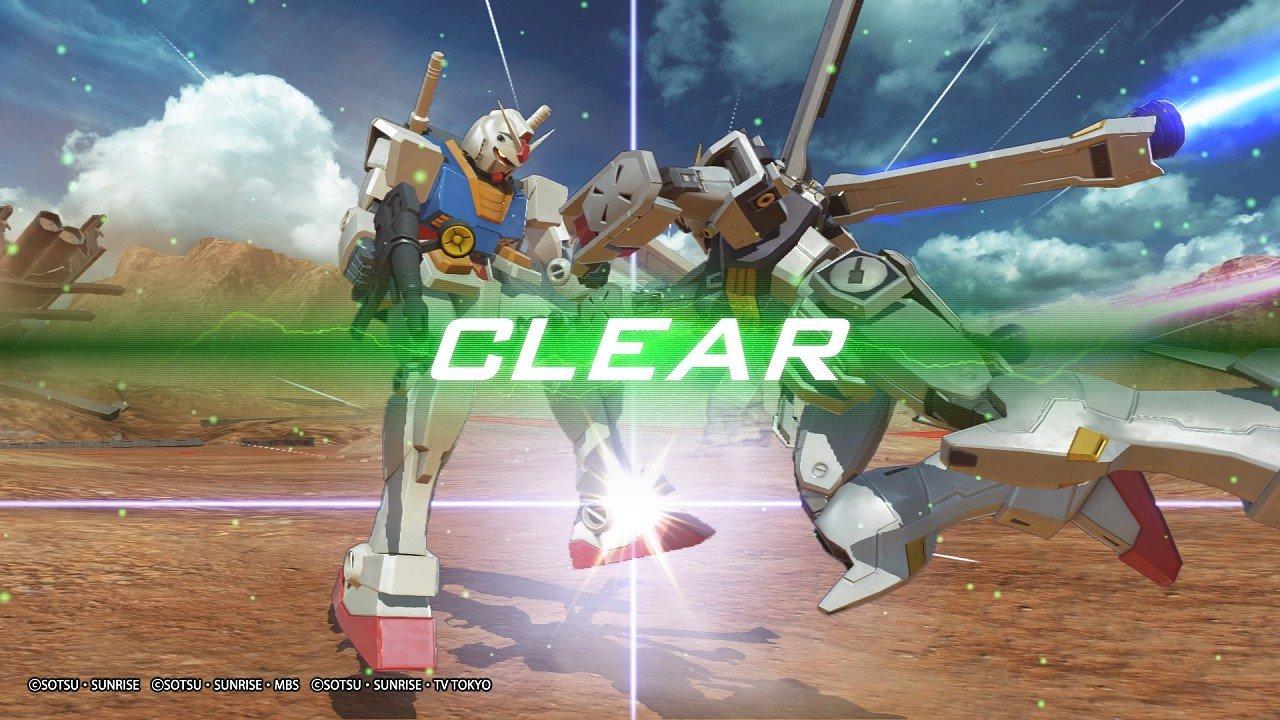 Gundam Versus immagine PS4 03
