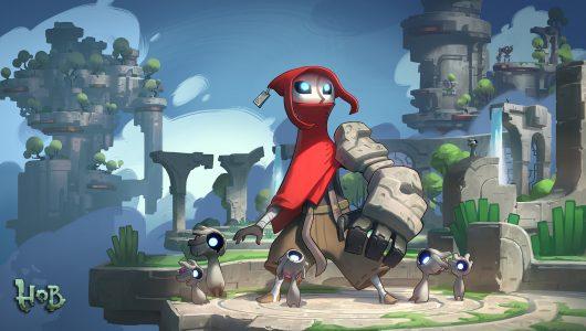 runic games Hob PC PS4 immagini slider