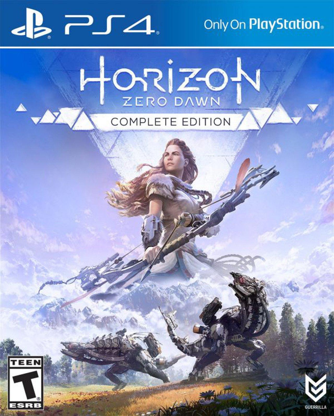 Sony svela Horizon Zero Dawn Complete Edition, annunciata la data d'uscita