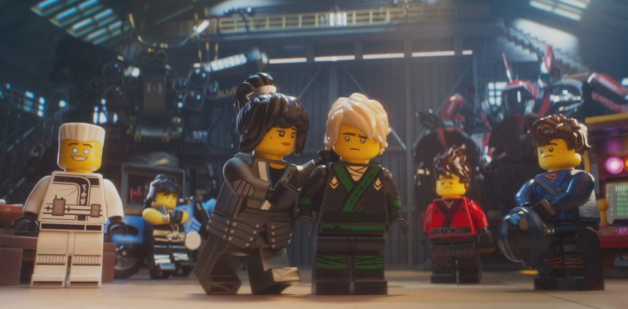 LEGO Ninjago – Il film immagine Cinema 01
