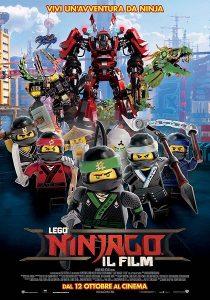 LEGO Ninjago – Il film immagine Cinema locandina