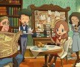 Layton's Mystery Journey Katrielle e il Complotto dei Milionari immagine 3DS Hub piccola