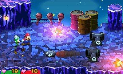 Mario & Luigi Superstar Saga + Scagnozzi di Bowser immagine 3DS 10