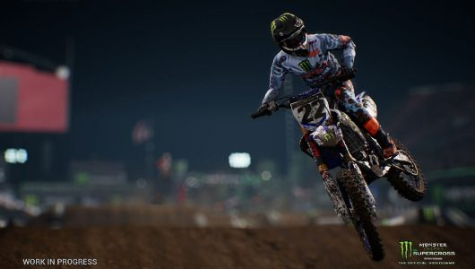 Monster Energy Supercross trailer