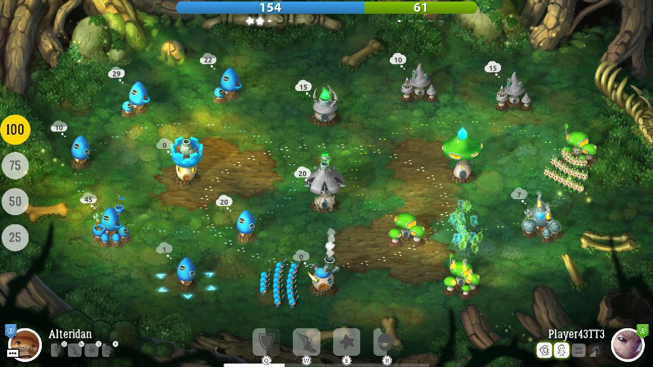 Mushroom Wars 2 PC immagine 02