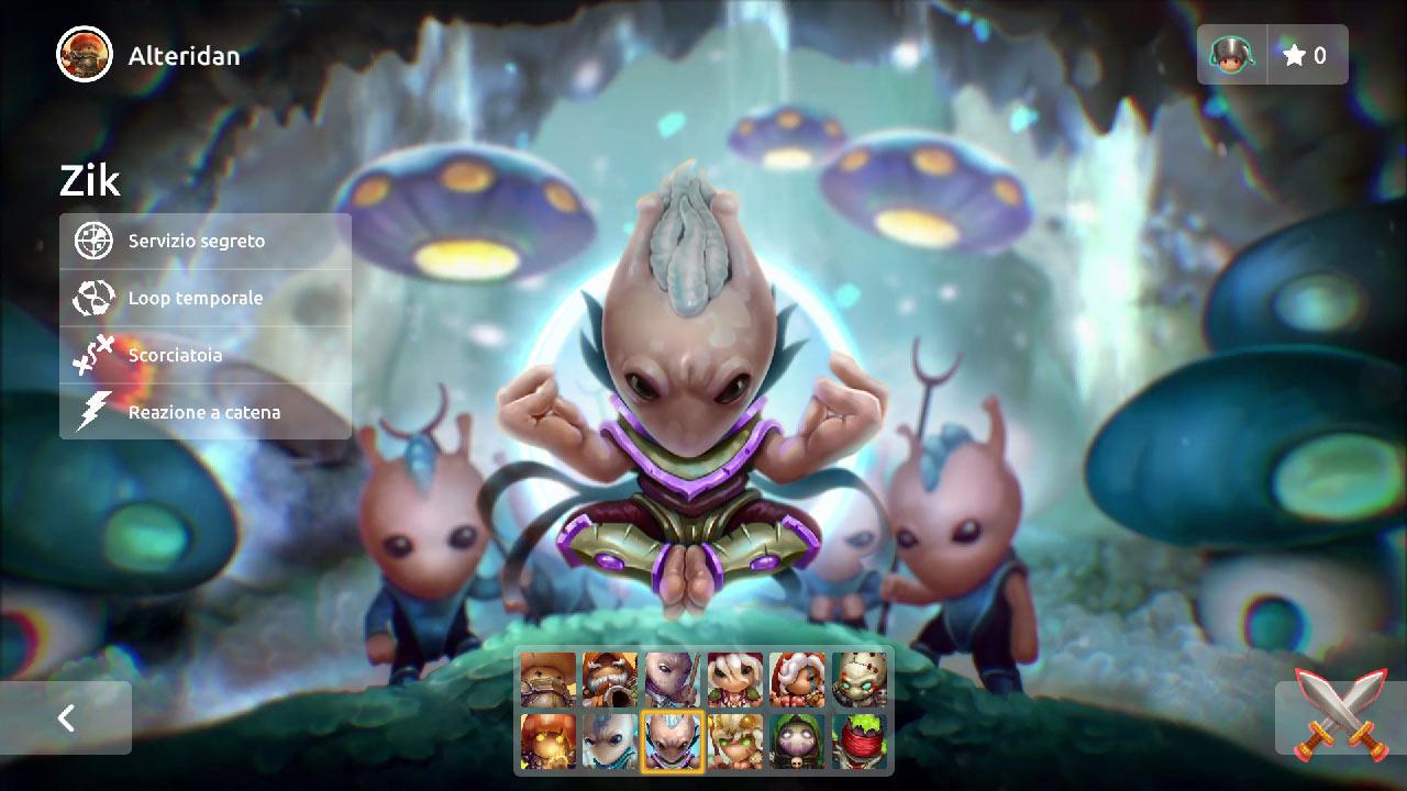 Mushroom Wars 2 PC immagine 07