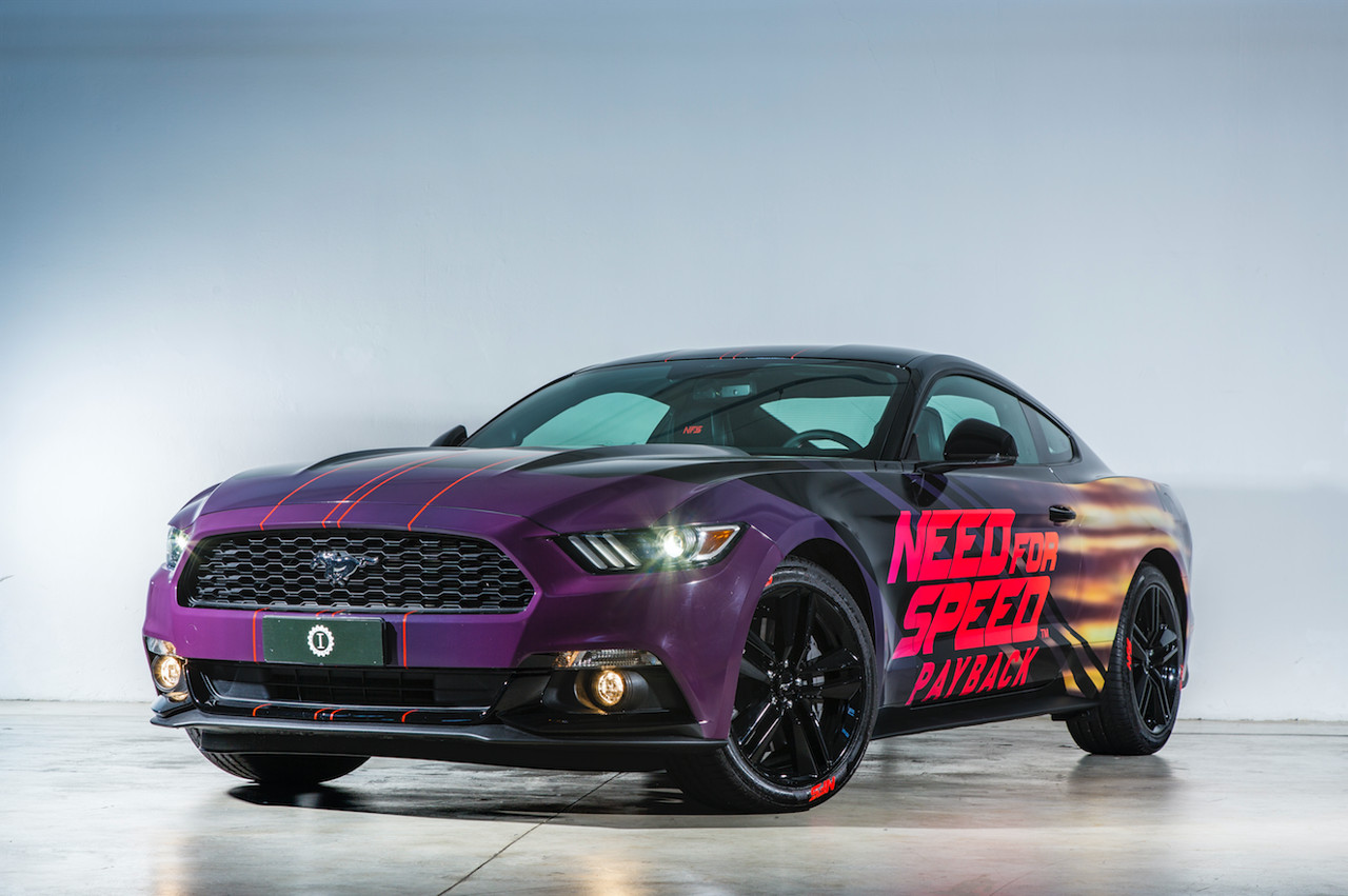 Need for Speed Payback: nasce una Ford Mustang a tema col gioco