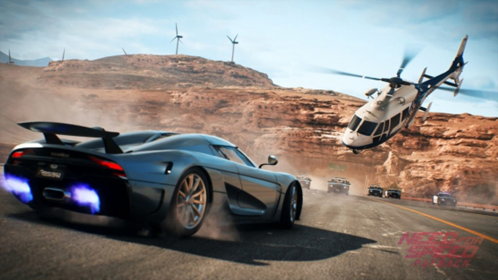Need for Speed Payback progressione