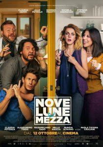 Nove Lune e Mezza immagine Cinema locandina