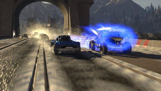 Onrush video gameplay