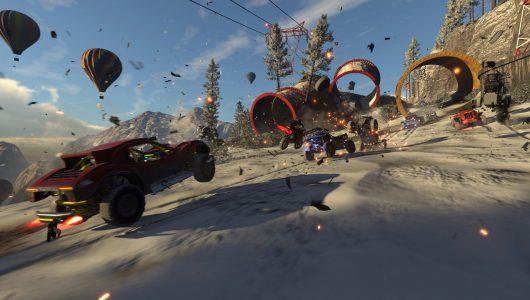Onrush data uscita PS4 Xbox One
