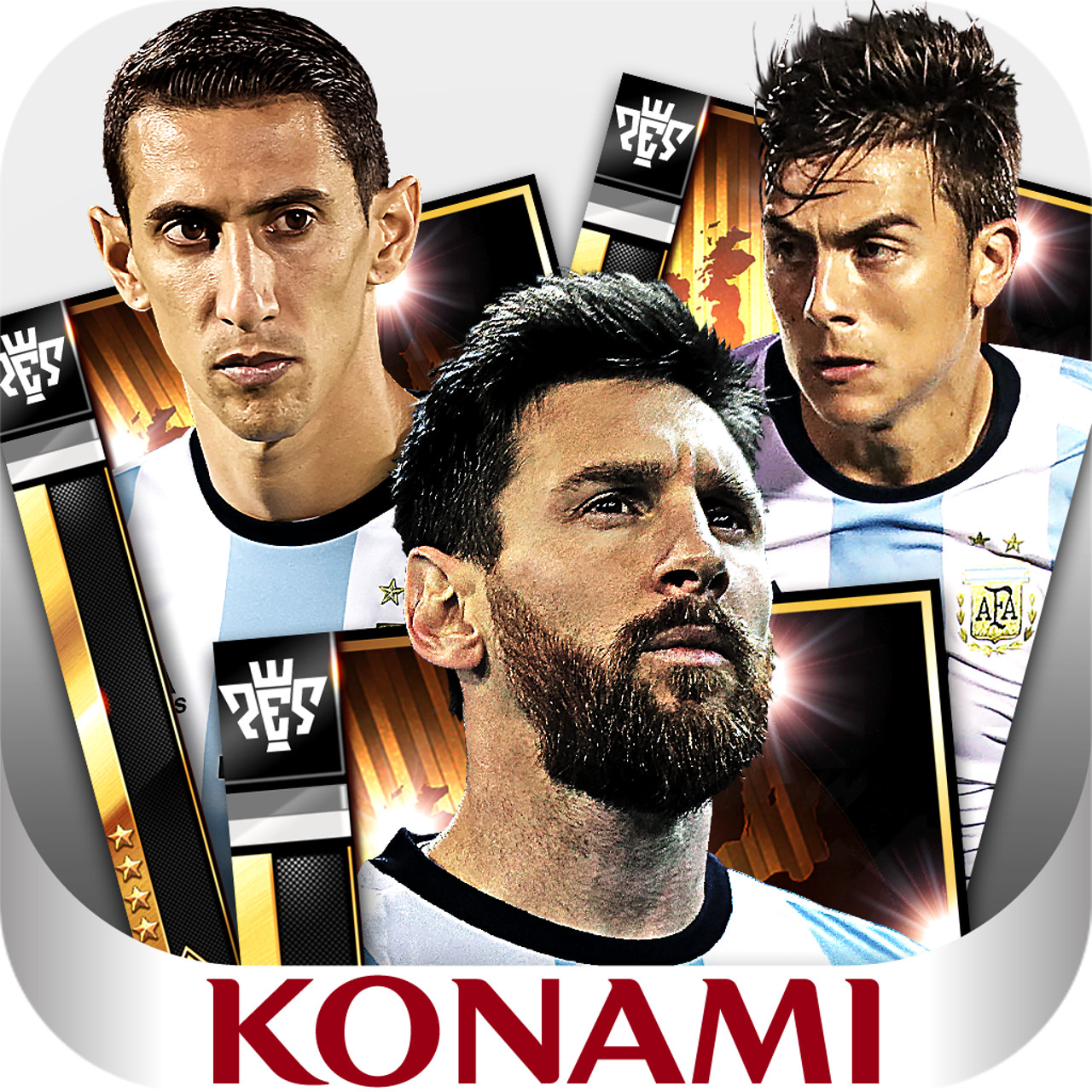 PES Card Collection è il nuovo gioco mobile di Konami