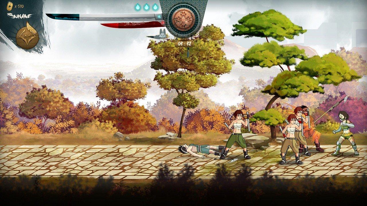Samurai Riot immagine PC 03