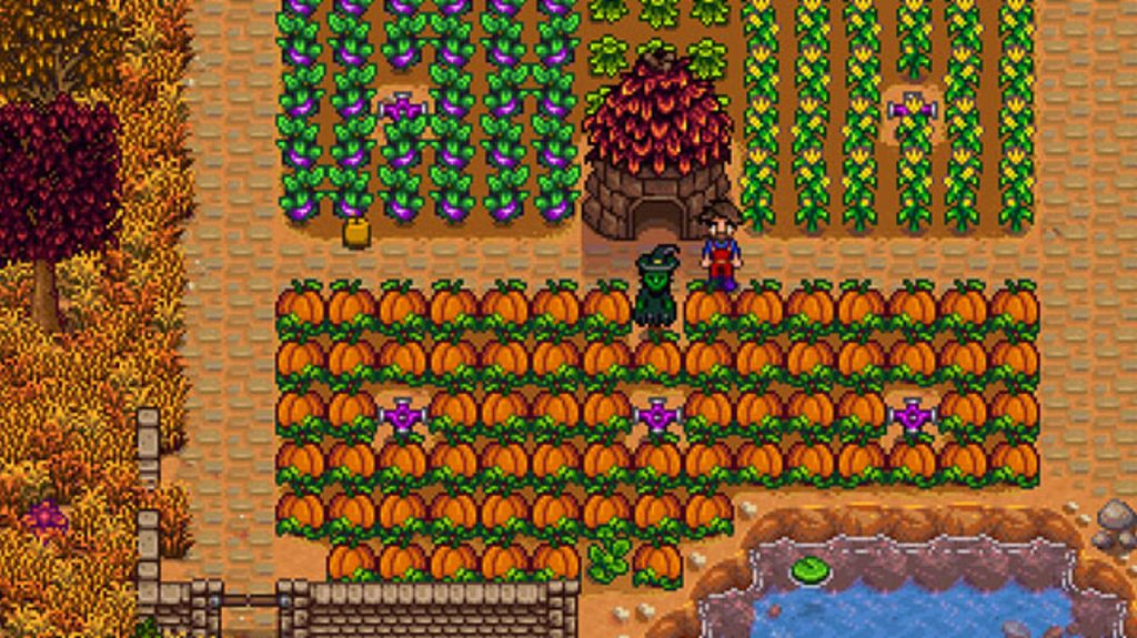 Stardew Valley Switch 2017
