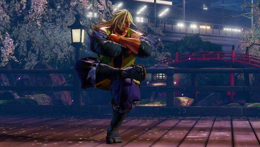 Street Fighter V Zaku