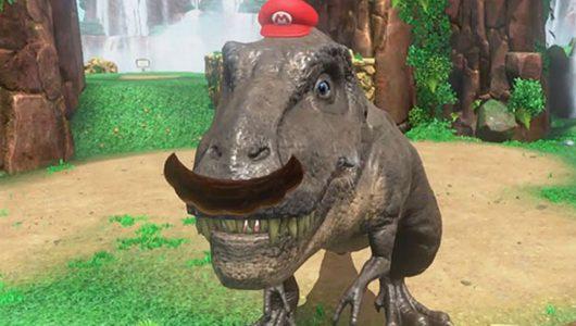 Super Mario Odyssey spot