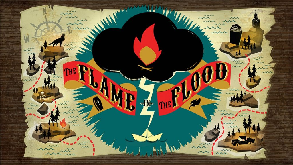 The Flame in the Flood Switch immagine 12
