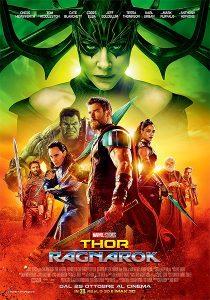 Thor Ragnarok immagine Cinema locandina