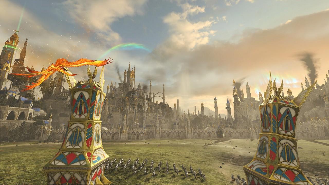 Total War Warhammer II immagine Speciale elfi_alti_assedio