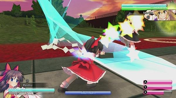 Touhou Kobuto V Burst Battle immagine PS4 PS Vita Switch 05
