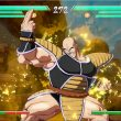Dragon Ball FighterZ: Nappa si mostra in un nuovo trailer