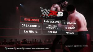 WWE 2K18 immagine PC PS4 Xbox One Switch 02