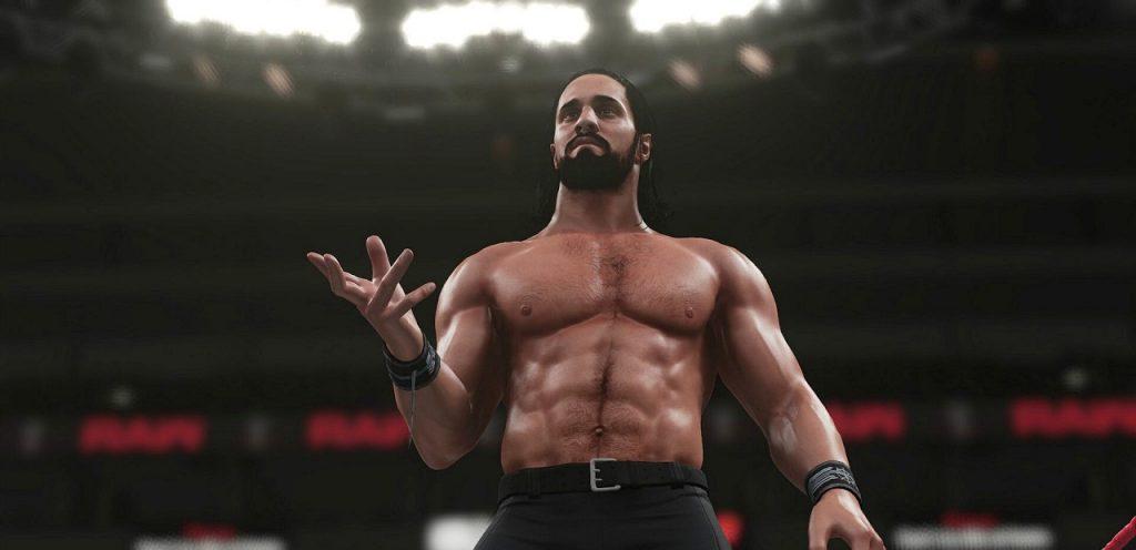 WWE 2K18 switch data uscita