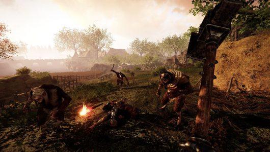 Warhammer Vermintide 2 closed beta