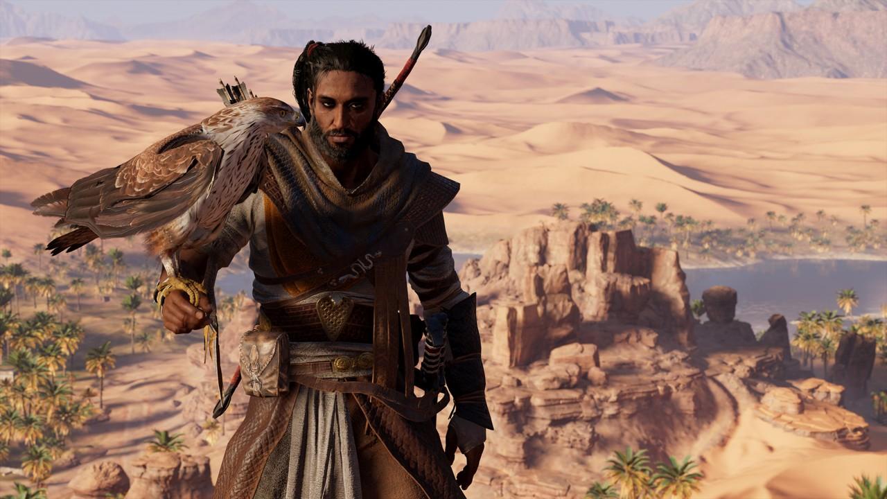 Ubisoft lancia un concorso sulla modalità foto di Assassin's Creed Origins