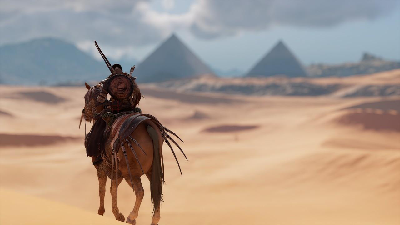 Assassin's Creed Origins è disponibile da oggi su PC, PS4 e Xbox One