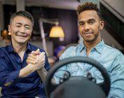 Gran Turismo Sport: siglata una partnership con Lewis Hamilton