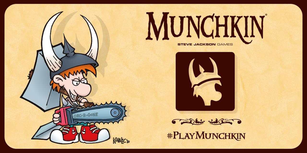 Munchkin, l'esilarante gioco di carte, verrà trasposto in digitale